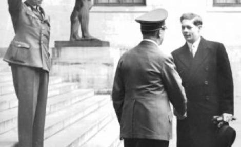 """Regele Mihai, in El Pais. """"Nu pot sa-l iert pe Churchill pentru ca a abandonat Romania"""""""