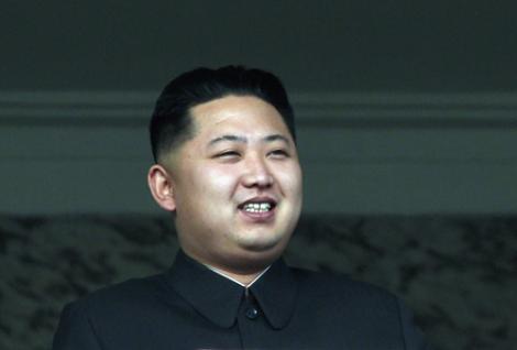 Numele noului lider de la Phenian, Kim Jong-Un, se scrie cu caractere ingrosate