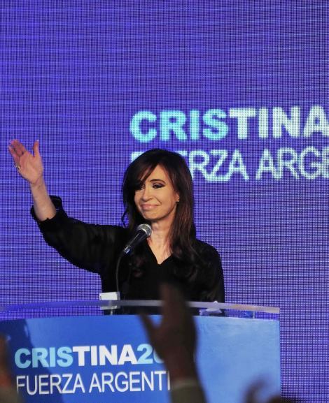 Presedintele Argentinei sufera de cancer