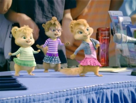 """A1.ro iti recomanda azi filmul """"Alvin and the Chipmunks - Alvin si veveritele: Naufragiati"""""""