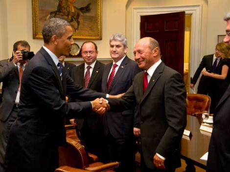 Bilele albe si bilele negre ale diplomatiei romanesti in 2011. Schengen ba, scut antiracheta, da