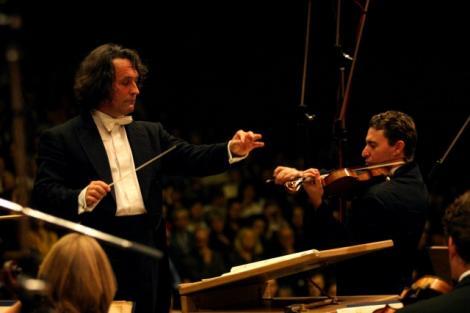Concert de Anul Nou la Ateneul Roman