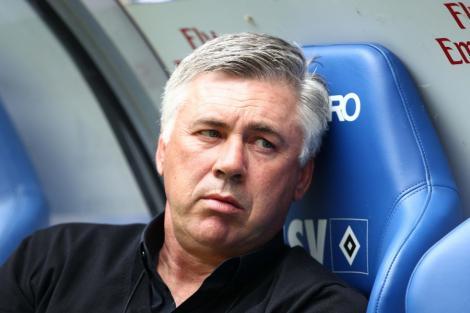 E oficial! Carlo Ancelotti este noul antrenor al lui PSG