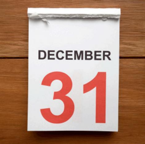 Vezi istoria zilei de 31 decembrie: Evenimente si nasteri importante