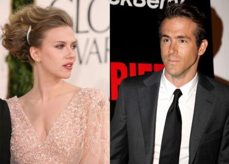 """Scarlett Johansson: """"Casatoria cu Ryan a fost cel mai bun lucru pe care l-am facut!"""""""