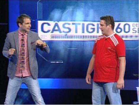 "Mos Nicolae vine pe platoul de la ""Castigi in 60 de secunde"" miercuri, de la 20:20"