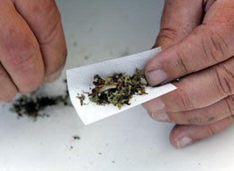 Si-a trimis copilul la cresa cu marijuana in ghiozdan