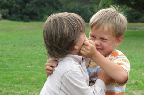 VIDEO! Afla cum se corecteaza agresivitatea la copii!