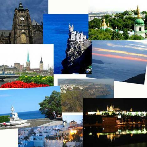 Topul destinatiilor turistice pentru anul 2011 (partea I)