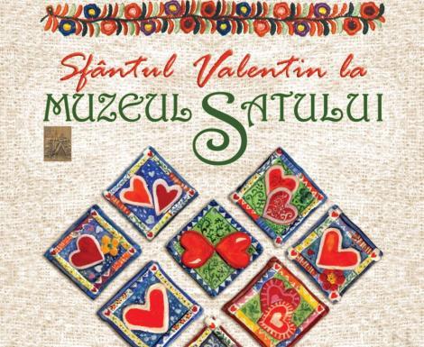 Sfantul Valentin la Muzeul Satului