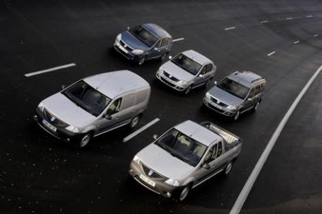 Dacia, Nokia, ArcelorMittal si Petrom, printre cei mai mari exportatori in 2010