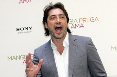 """Javier Bardem a primit premiul Goya pentru rolul din """"Biutiful"""""""