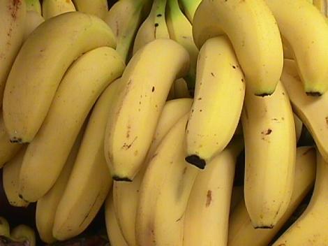Romania e fruntasa la exportul de banane