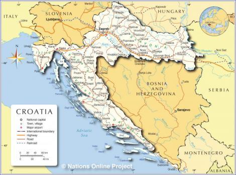 Croatia ar putea adera la UE in a doua jumatate a anului 2011
