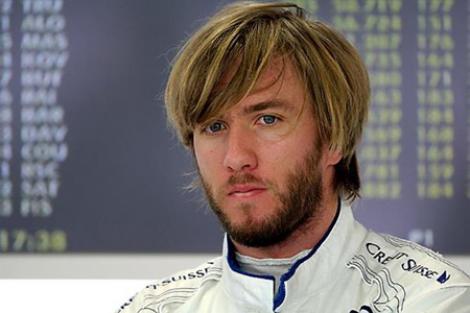 F1: Heidfeld, preia volanul lui Kubica la Lotus Renault