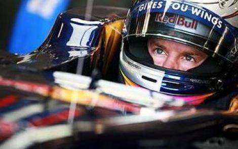 F1/ Teste Barcelona: Sebastian Vettel, cel mai bun timp si in a doua zi