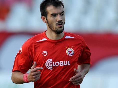 Rapid l-a transferat pe bulgarul Pavel Vidanov