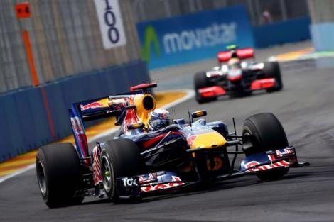 F1: Vettel, cel mai rapid in prima zi de teste la Valencia