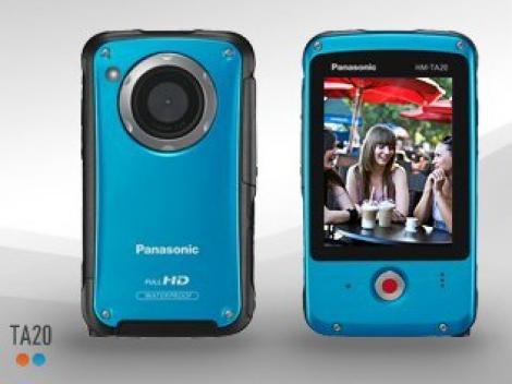 Vezi noile camere video de la Panasonic!