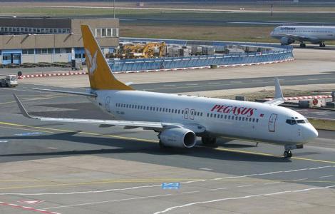 Operatorul aerian low cost Pegasus intra pe piata romaneasca