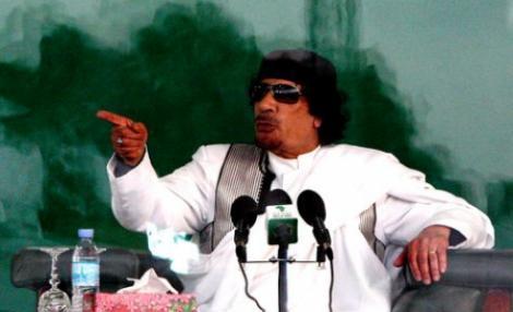Gaddafi va sfarsi ca Hitler