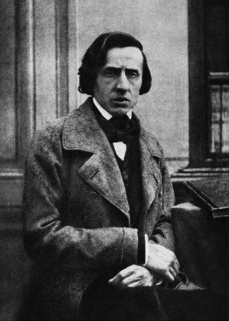 Chopin, interzis in benzi desenate poloneze