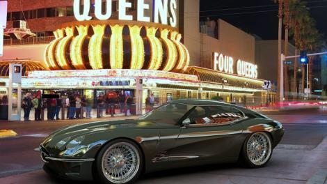 FOTO: Growler E, reincarnarea moderna a Jaguar-ului E-Type!
