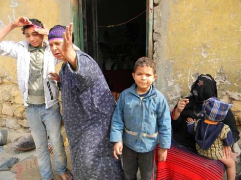 REPORTAJ: Acasa la Fratii Musulmani