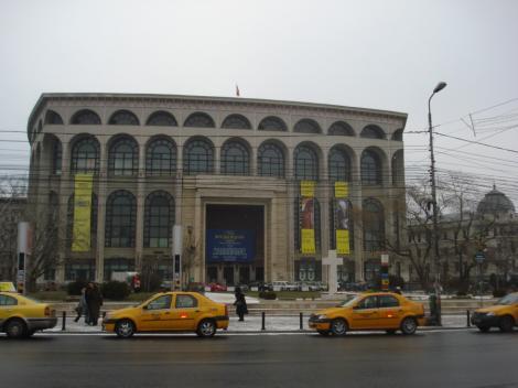 Teatrul National din Bucuresti intra in renovare. Lucrarile de consolidare vor dura trei ani