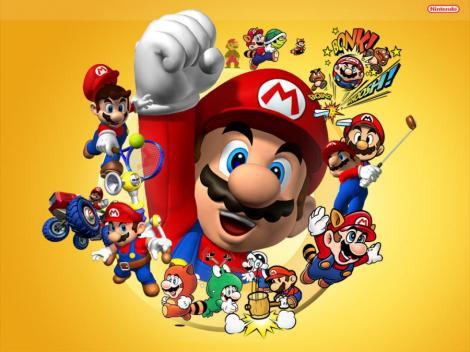 Cool! Best of Super Mario, pe Wii