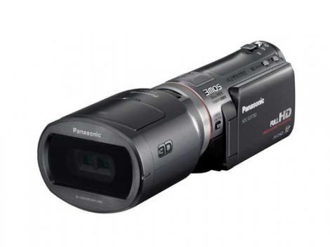 Filmeaza si tu 3D: Panasonic HDC-SDT750!