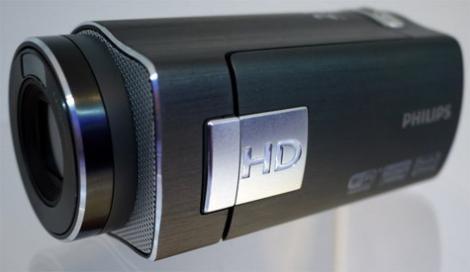ESee HD - noua camera video de la Panasonic. 23x zoom!