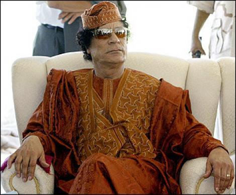 Opozitia libiana: Gaddafi blufeaza, toata lumea stie ca este un mincinos