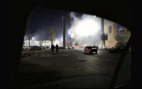 Unul din cei patru jurnalisti NYT disparuti in Libia, arestat