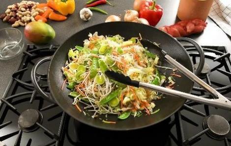 Reteta de post a zilei: stir-fry vegetarian