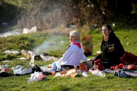 Legea picnicului prevede amenzi usturatoare