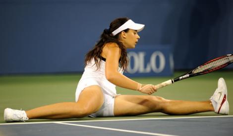 Mai tare ca Einstein: jucatoarea de tenis Marion Bartoli are un IQ de 175!