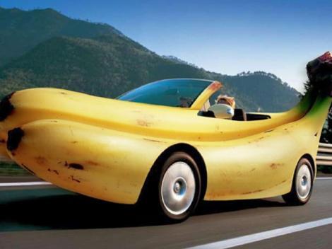 Banana si ananasul - viitoarele materiale de constructie pentru masinile ecologice