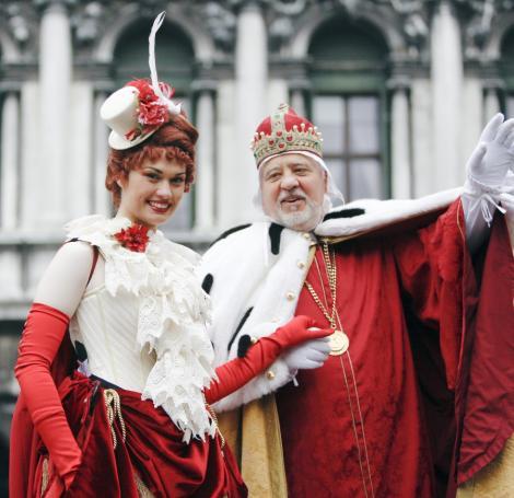 A zburat ingerul la Venetia!