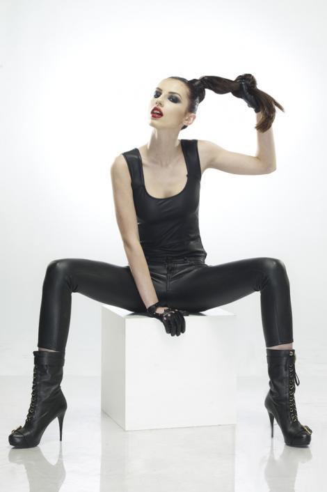 Alexandra, eliminata de la Next Top Model
