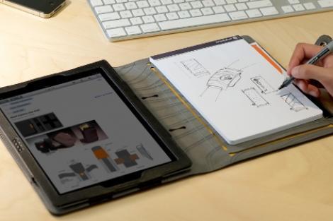 A aparut bookpad-ul pentru iPad 2!