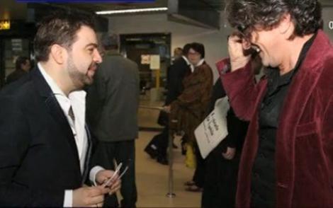 VIDEO! Goran Bregovic s-a intors la Florin Salam!