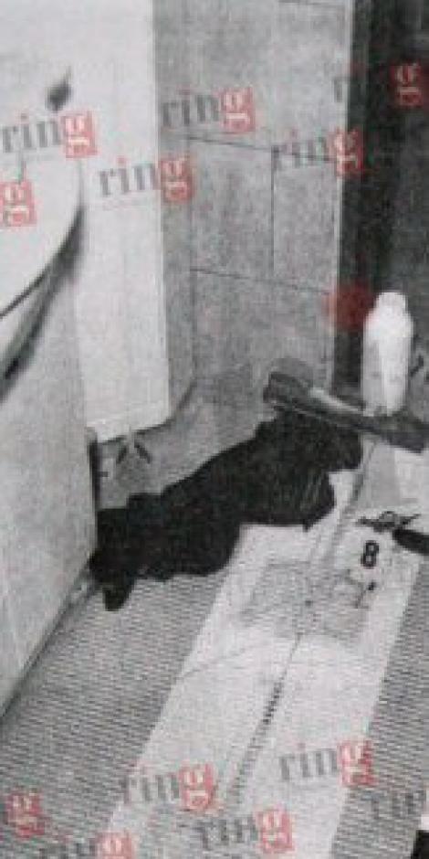 Au aparut primele fotografii cu trupul Madalinei Manole, dupa sinucidere