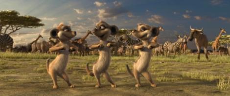 "A1.ro iti recomanda azi filmul ""Animals United: Echipa trasnitilor - 3D"""