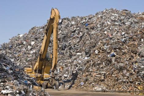 Romania, pe ultimul loc in UE la reciclare