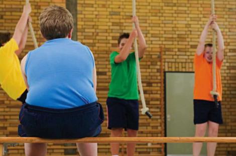 Obezitatea infantila - prevenita prin sport si dieta