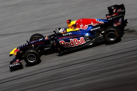 MP al Chinei: Sebastian Vettel, din nou in pole-position
