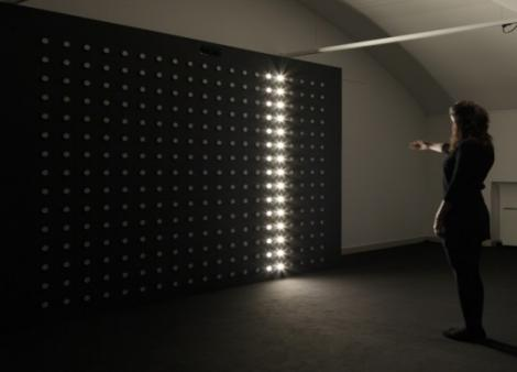 VIDEO! Panasonic - interactiune si distractie, intr-un spectacol al luminilor