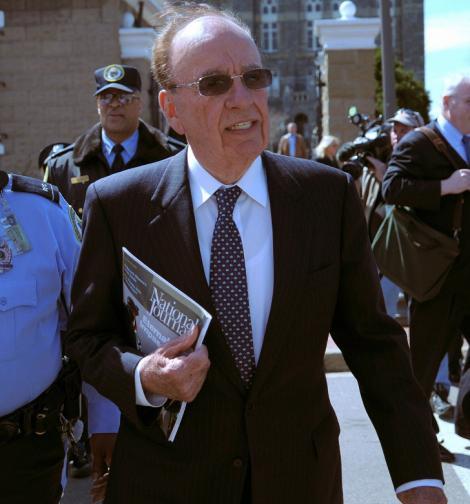 Miliardarul Murdoch ar putea cumpara Formula 1