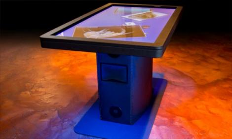 Ideum MT55 HD - tableta de 55 de inci pentru muzee
